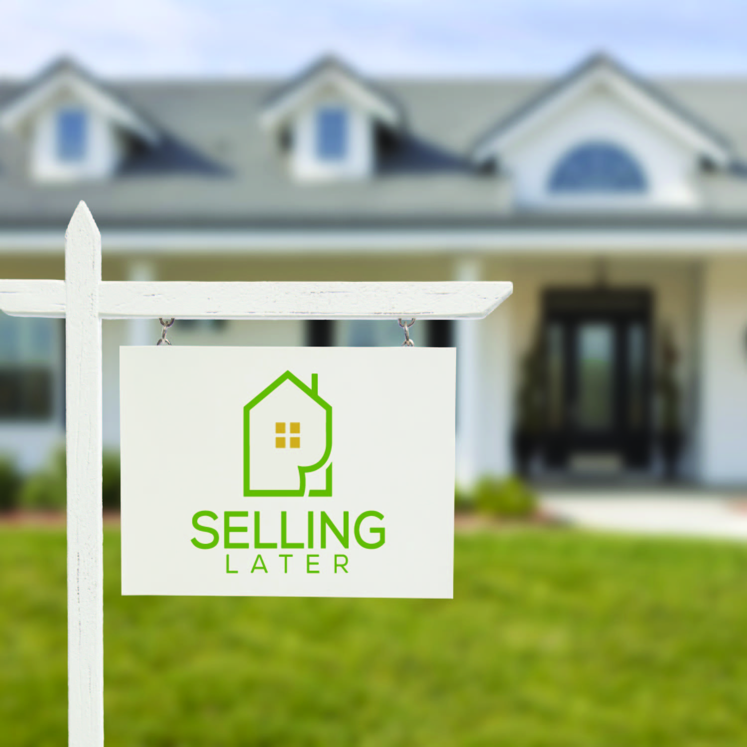 How to market your future sale to buyers
